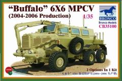 """Buffalo"" 6x6 MPCV (2004-2006 Production)"