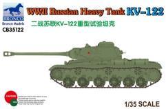 Russian Heavy Tank KV-22