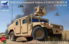 M1114 Up-Armored Vehicle w/XM153 CROWS II