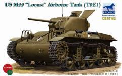 M22 Locust (T9E1) Airborne Tank - U.S. Version