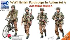 British Paratoops in Action - Set A