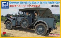 German Horch Fu.Kw.(Kfz.15) Radio Car