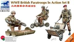 British Paratoops in Action - Set B