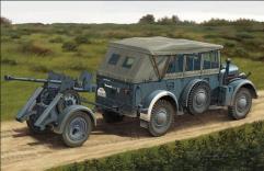 Mittlerer Einheits PersonenKraftwagen (m.E.Pkw) Kfz12 - Early Version