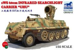 "sWS 60cm Infrared Searchling Carrier ""UHU"""