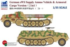 sWS Supply Ammo Vehicle & Armored Cargo Version (2-in-1)