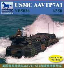 USMC AAVTP7A1 - Assault Amphibious Vehicle