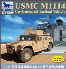 USMC M114 Up-Armored Tactical Vehicle