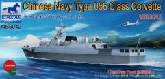 East Sea Fleet - Chinese Navy Type 056 Class Corvette