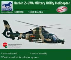Harbin Z-9WA Military Utility Helicopter