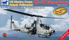 USMC AH-1W SuperCobra Attack Helicopter