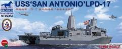 USS San Antonio LPD-17