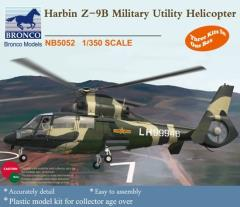 Harbin Z-9B Military Utility Helicopter