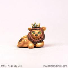 Anga the Lion