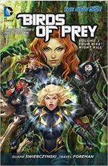 Birds of Prey Vol 2. Your Kiss Might Kill