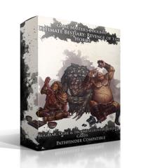Revenge of the Horde - Bugbears, Orges, and Trolls Encounter Builder Cards (Pathfinder)