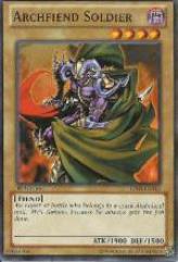 Archfiend Soldier (Starfoil Rare)
