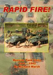 Russian Tank Units 1941 - 1942