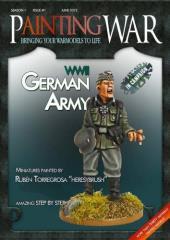"Vol. 1, #1 ""WWII German Army"""