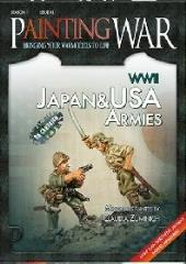 "Vol. 1, #3 ""WWII Japan & USA Armies"""