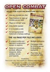 Open Combat (PDF Edition)