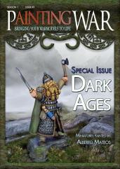 """Vol. 1, #7 """"Dark Ages"""""""