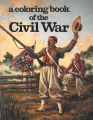 Coloring Book of the Civil War, A
