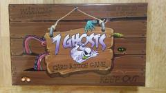 7 Ghosts Card & Dice Game