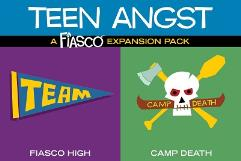 Fiasco Expansion Pack - Teen Angst