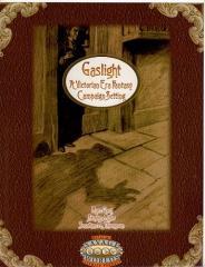 Gaslight (1st Edition, Savage Worlds Edition)