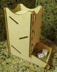 Knockdown Dice Tower (Value Edition)