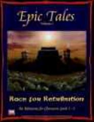 Epic Tales Volume #1 - Race for Retribution