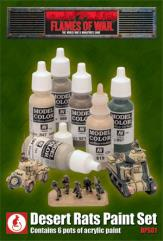 Desert Rats Paint Set (1st Printing)