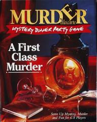 Murder a la Carte - Murder Mystery Party