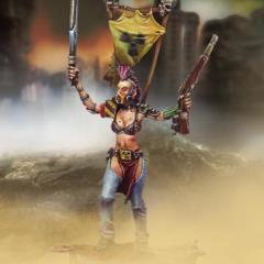 Gangers - Female Chief