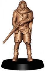 Junker Gear w/Rifle