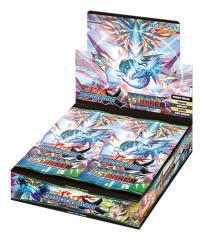 X Booster Pack Vol. 4 - Rainbow Striker Booster Box