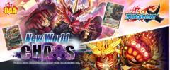 X Booster Pack Alternative Vol. 4 - New World Chaos