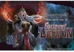Trial Deck 1 - Shadow Legion - Display Box