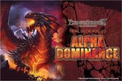 Trial Deck 3 - Alpha Dominance - Display Box