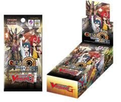 G Clan Booster 4 - Gear of Fate Booster Box