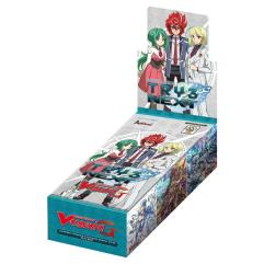 G Character Booster Vol. 01 - Try3 Next - Booster Box