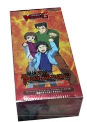 G Character Booster Vol. 02 - We Are!!! Trinity Dragon - Booster Box