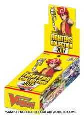 Fighters Collection - 2017 Booster Box