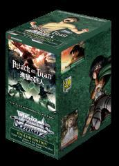 Attack on Titan Vol. 2 Booster Box