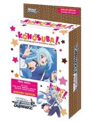 Trial Deck - Konosuba Display Box (6 Decks)
