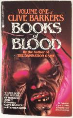 Books of Blood #1 - Books of Blood