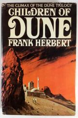 Dune Trilogy, The #3 - Children of Dune (Book Club Edition)