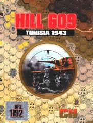 Expansion - Road to Mateur, Hill 609 Tunisia 1943