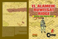 El Alamein - The Battle of Ruweisat Ridge (Monster Edition, ASL)